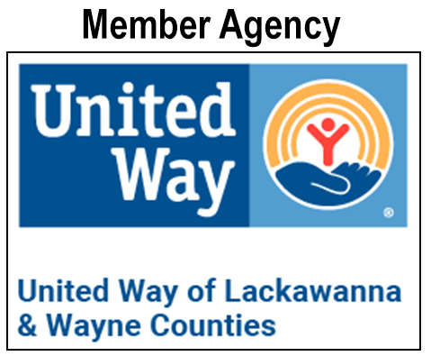 Member Agency of United Way of Lackawanna and Wayne Counties