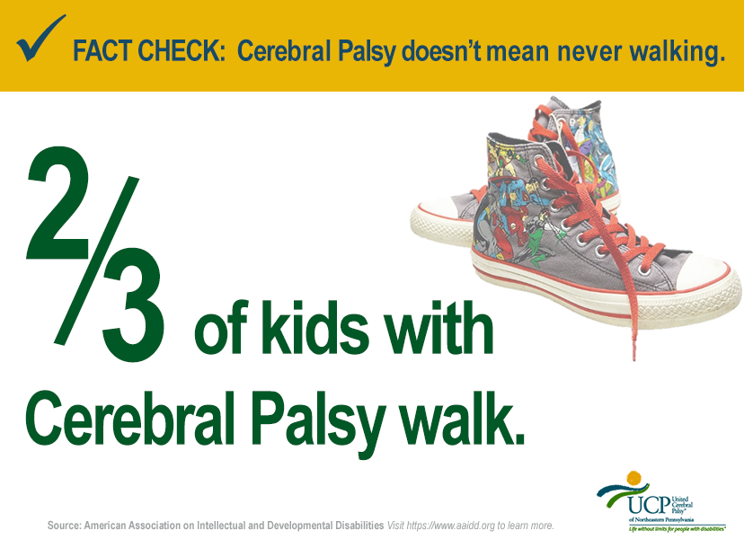 Kids walk with CP.