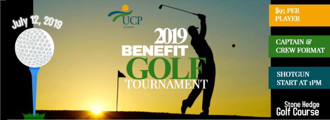 2019 UCP of NEPA Golf Tournament