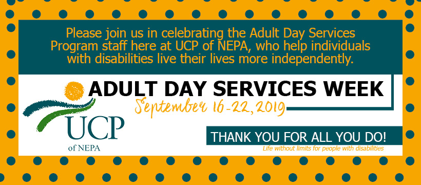 Adult Day Services Week 2019